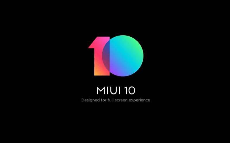 نسخه بتا رابط کاربری MIUI 10 (نسخه چین) برای 10 دستگاه منتشر شد