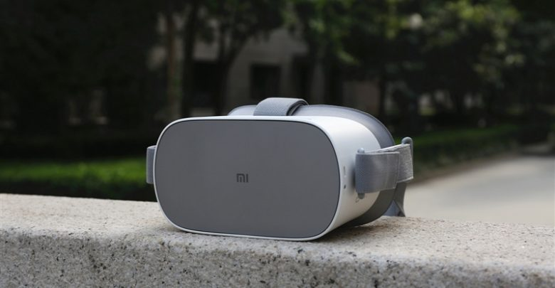 مشخصات ظاهری هدست واقعیت مجازی Mi VR