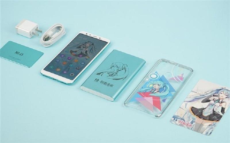 بیش از 1.67 میلیون درخواست برای گوشی Mi 6X Hatsune Miku Special Edition ثبت شد