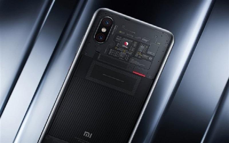 یک تصویر تبلیغاتی جدید از گوشی Mi 8 Explorer Edition منتشر نشد
