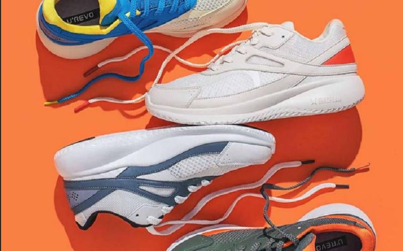 برند U'Revo کفش های ورزشی جدیدی را روانه بازار کرد