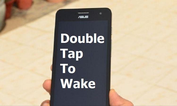 آموزش فعال کردن ویژگی Tap To Wake Up
