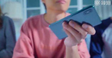 ویدیوی تبلیغاتی گوشی می میکس 3