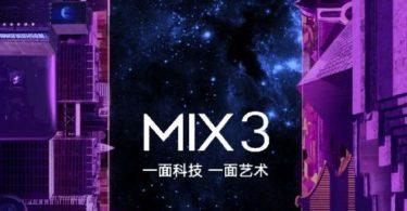 گوشی می میکس 3 شیائومی