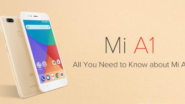 گوشی Mi A1