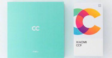 مشخصات گوشی CC9 Meitu Custom Edition منتشر شد