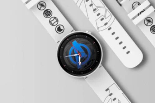 ساعت Amazfit Marvel Custom Watch رونمایی می شود