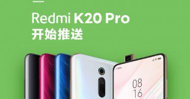 گوشی Redmi K20 Pro آپدیت اندروید 10 را دریافت کرد