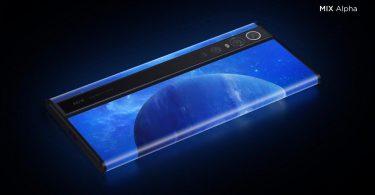 تولید انبوه گوشی Xiaomi Mi Mix Alpha